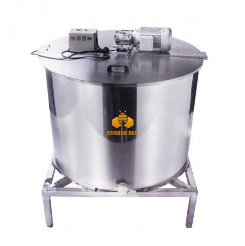 24 frame radial frame honey extractor