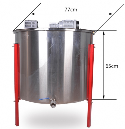 12 Frame honey extractor